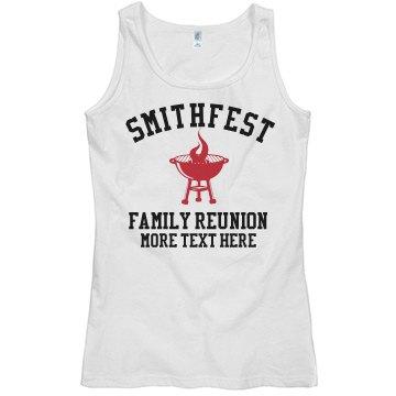 Smithfest Family Reunion