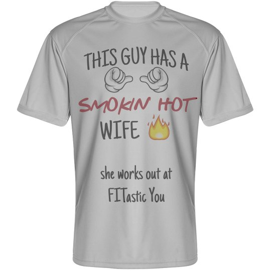 Smokin' Hot Wife