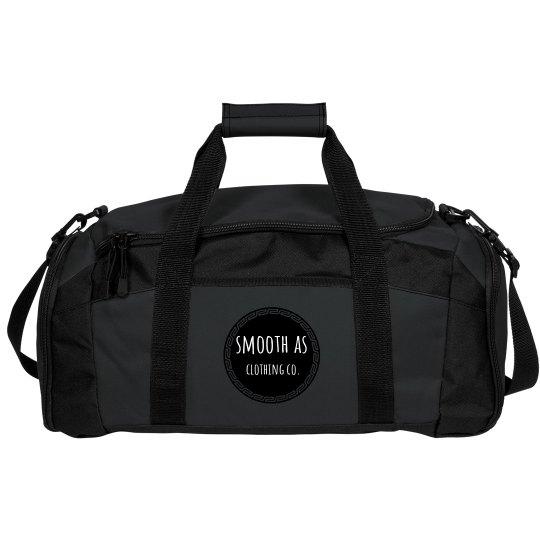 Smooth as Gym bag