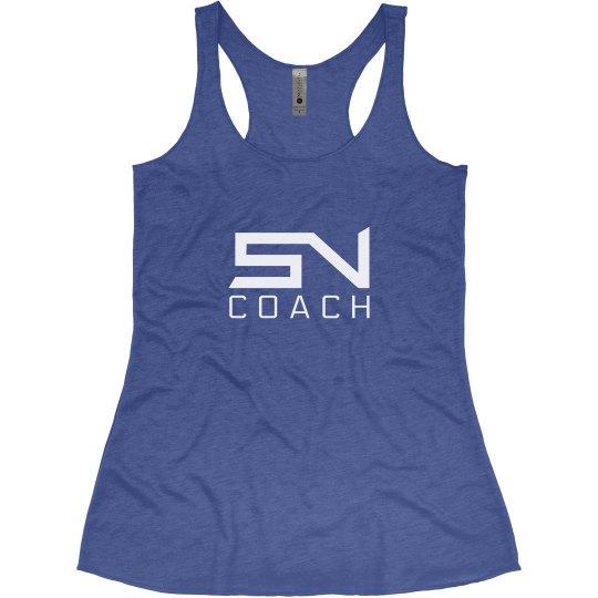 SN Coach Tank (Blue)