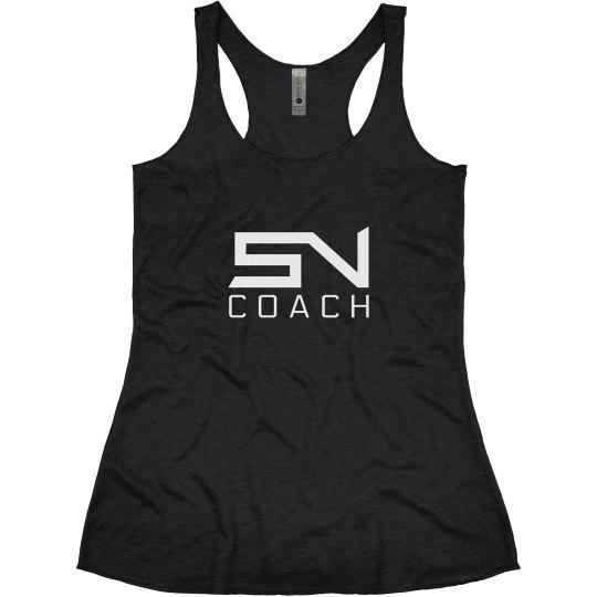 SN Coach Tank (Vintage Black)