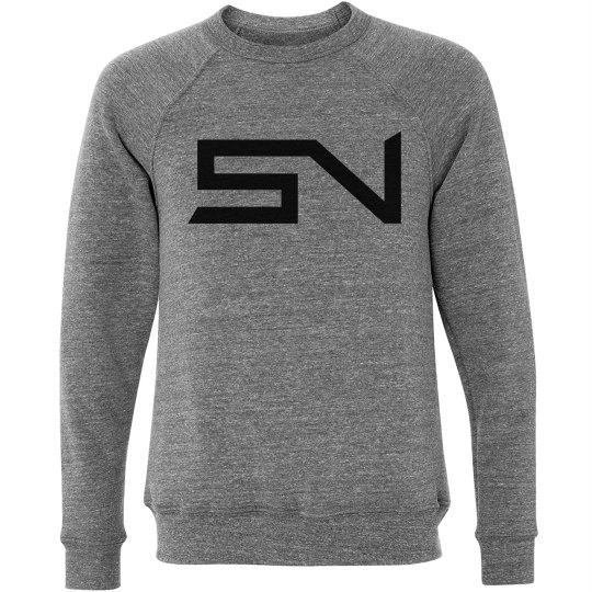 SN Crewneck Unisex Sweatshirt (Grey)