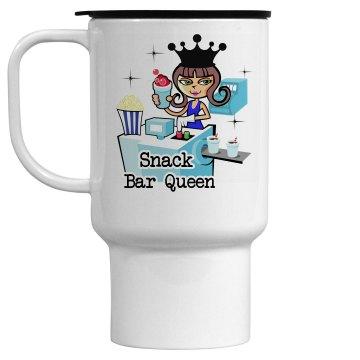 Snack Bar Queen Mug