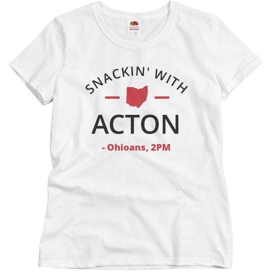 Snackin' With Acton Ohio Quarantine