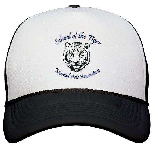 Snapback Trucker Hat with Logo