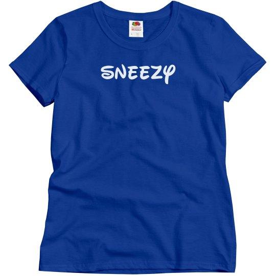 Sneezy Easy Group Halloween