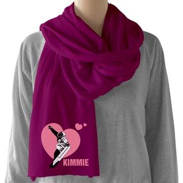 Snowboarding Kimmie