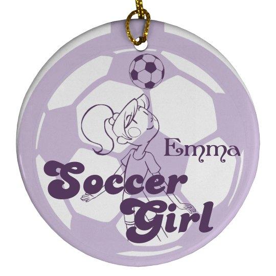 Soccer Girl Emma