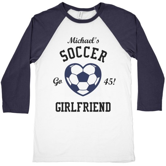 Soccer Girlfriend Crop