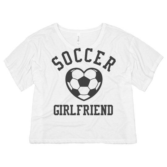 Soccer Girlfriend Top