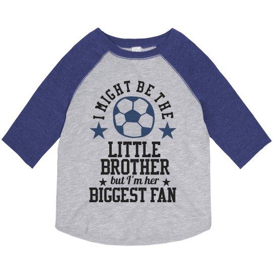 Soccer Girl's Little Brother