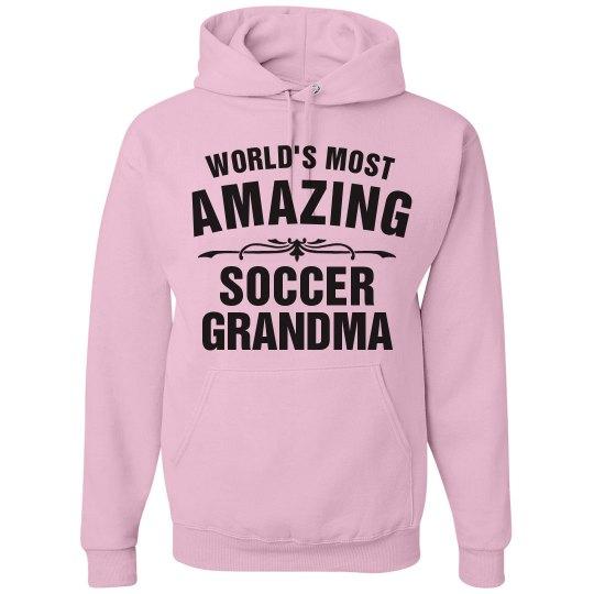 Soccer Grandma