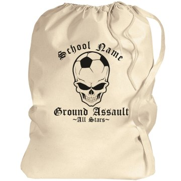 Soccer Ground Assault Bag