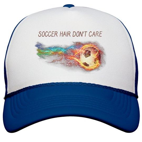 Soccer Hair Don't Care