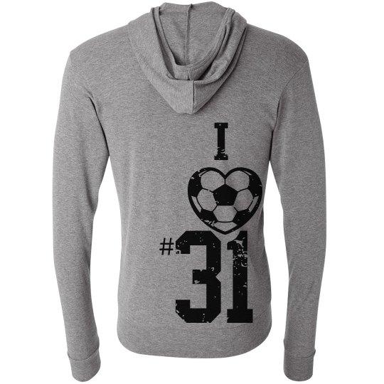 Soccer Hoodie