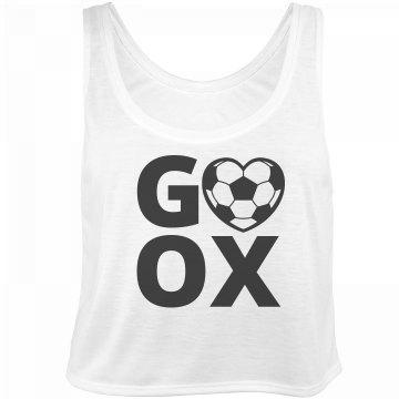 Soccer Love For Ox