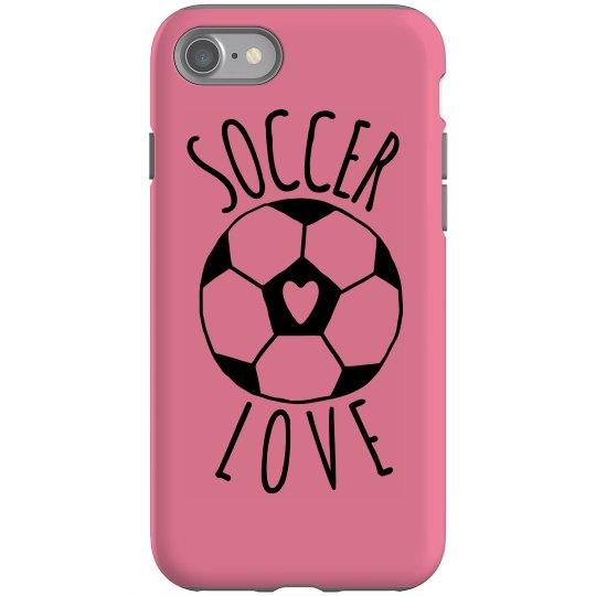 Soccer Love Phone Case