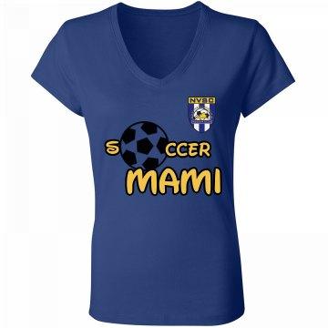 Soccer Mami Black