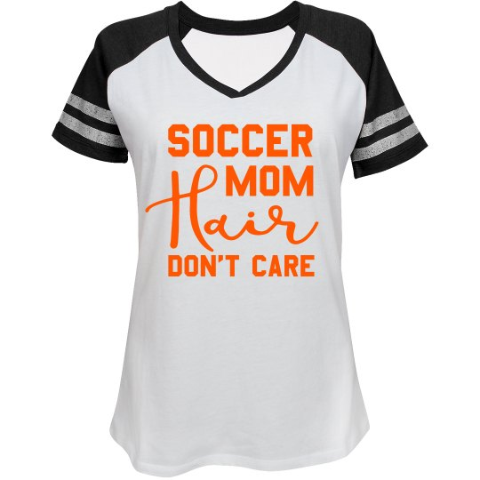 Soccer Mom Hair