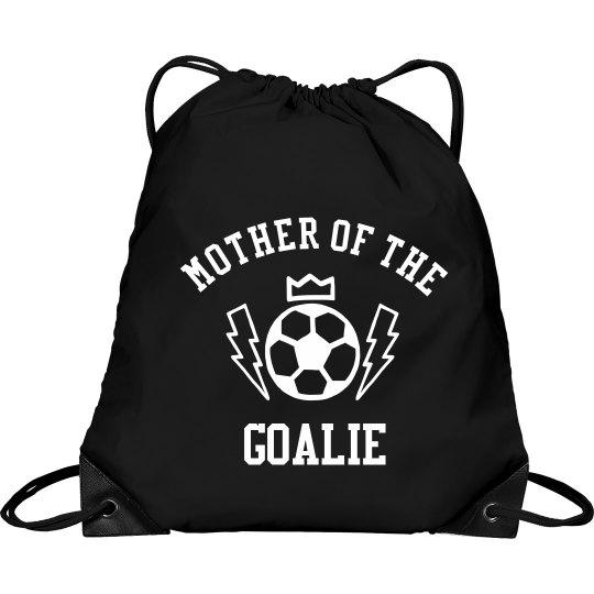 Soccer Mother Of The Goalie
