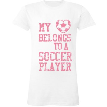 Soccer Player Love
