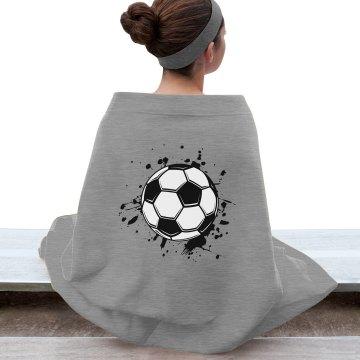 Soccer Stadium Blanket