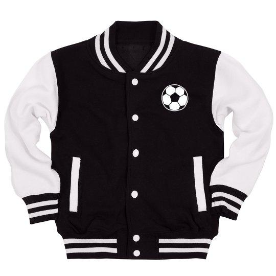 Soccer Youth Custom Varsity Jacket