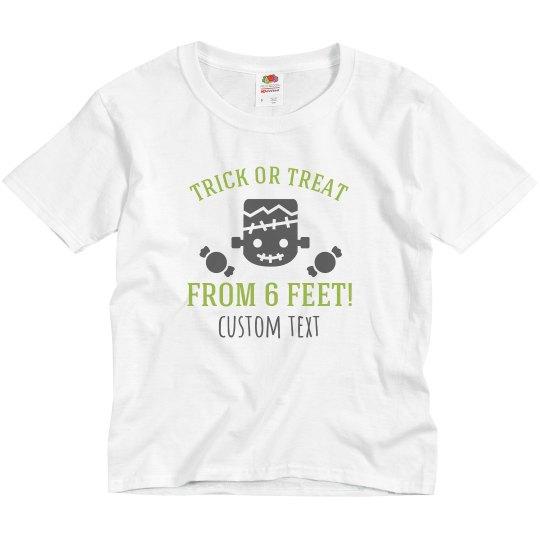 Social Distance Treat Shirt