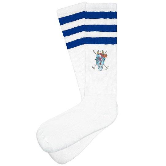 socks for kicking it!