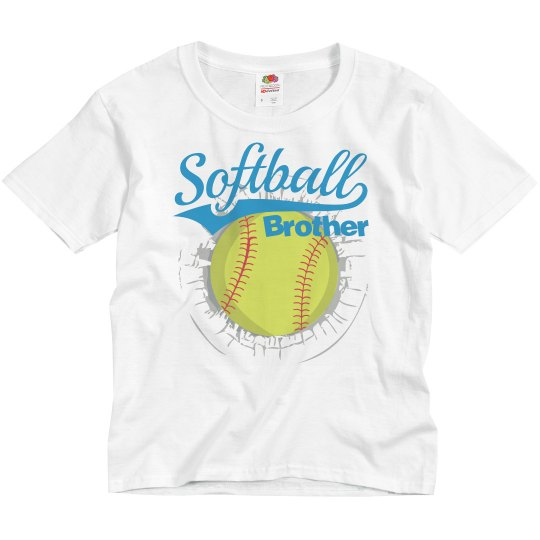 Softball brother