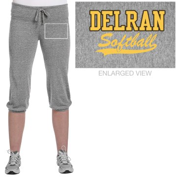 Softball Capri Sweats