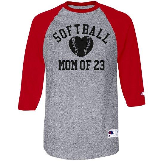 Softball Mom Shirts to Customize This Year!