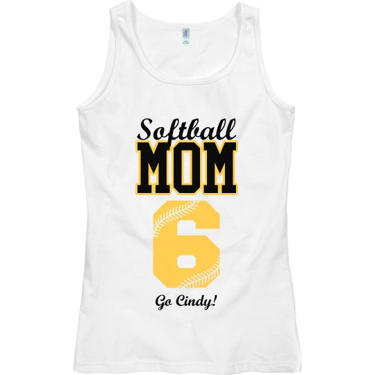 Softball Mom Six
