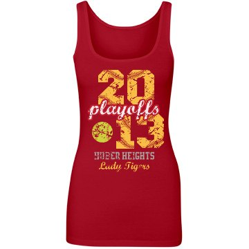 Softball Playoffs Tank