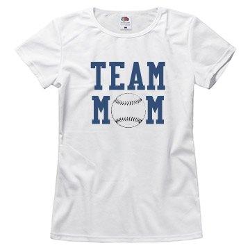 Softball Team Mom