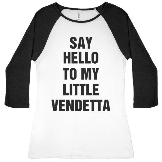 Softball Vendetta