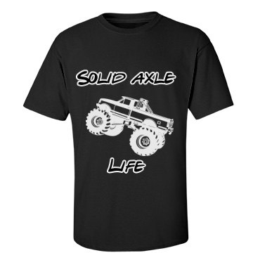 Solid axle life