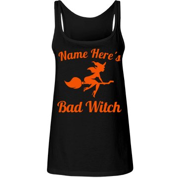 Someone's Bad Witch