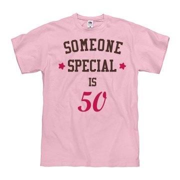 Someones special birthday