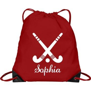 Sophia. Field Hockey