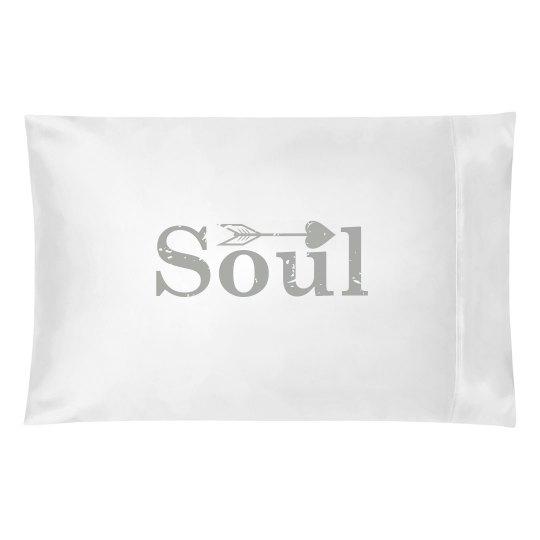 Soul Mates Pillow Cases