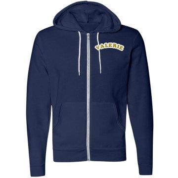 Soul pencil zip hoodie