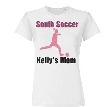 South HS Soccer Mom