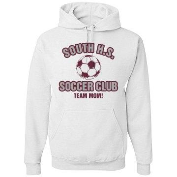 South H.S. Soccer Mom