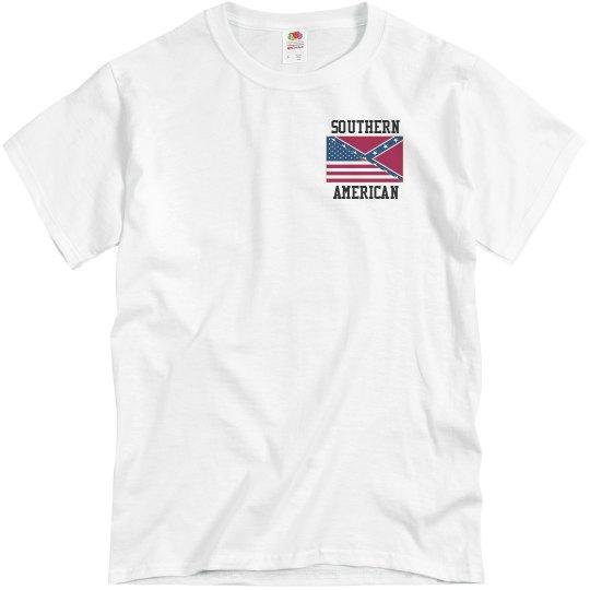 Southern American - T-shirt