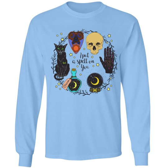 Spell On You (long sleeve)