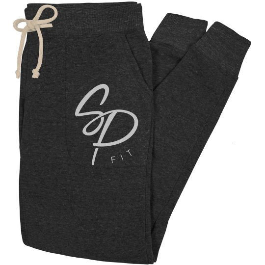 SPfit Joggers Front/Back Logo