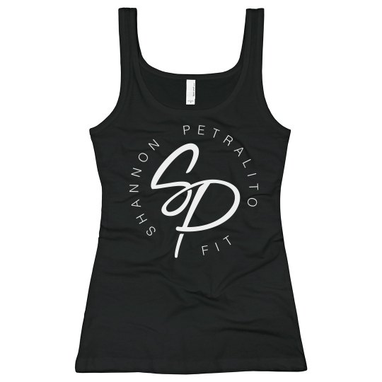Spfit Slim Fit Logo Tank