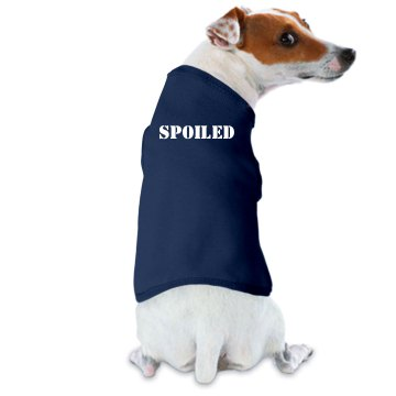 Spoiled Dog Tank
