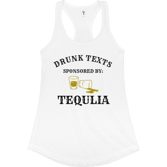 Sponsored By Tequila Tank